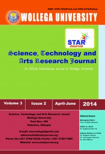 Science, Technology and Arts Research Journal | Committee on